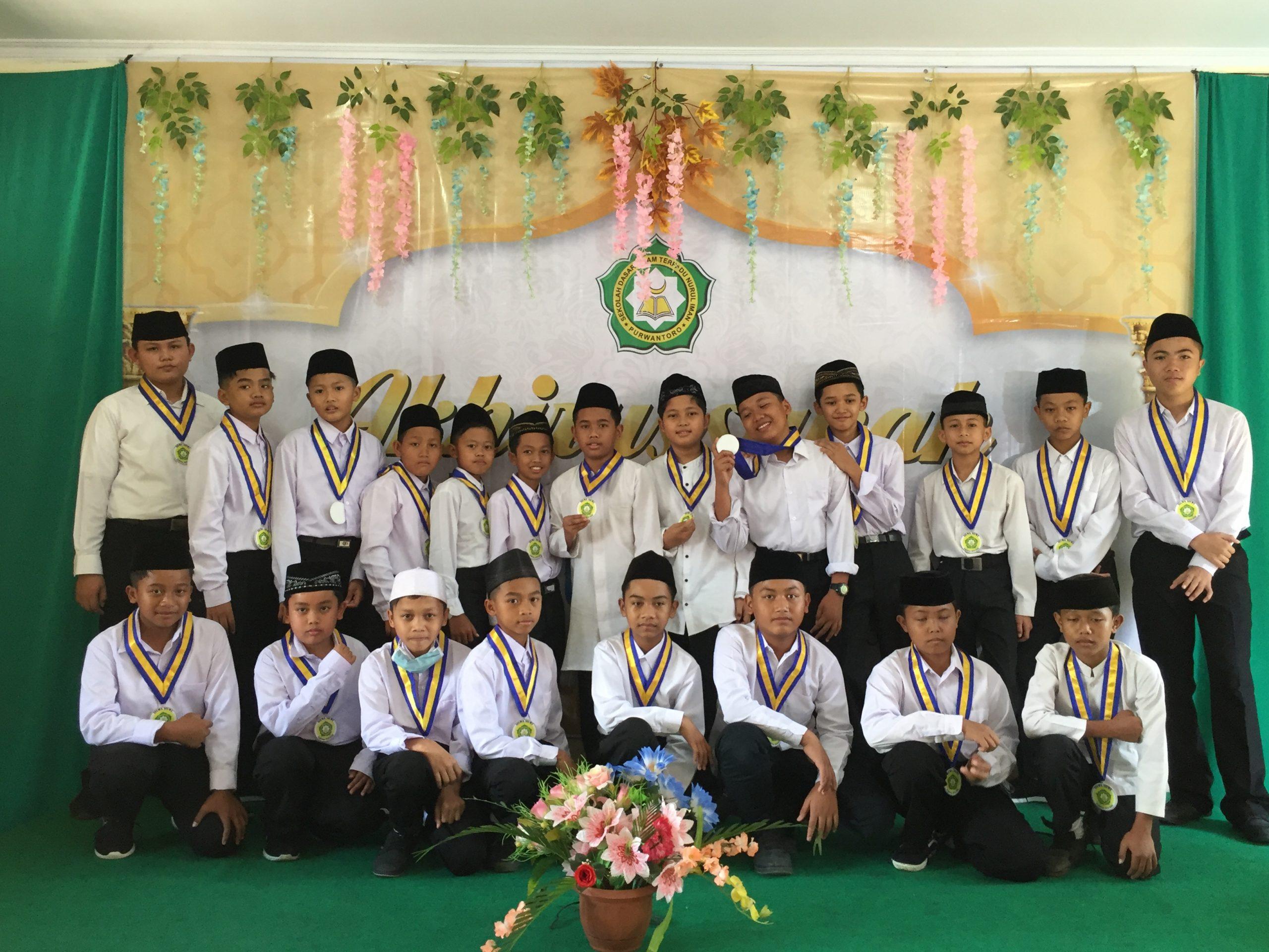 Alumni Putra TP 2019/2020
