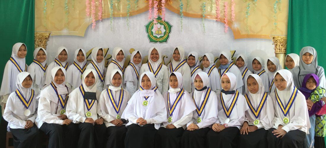 Alumni Putri TP 2019/2020